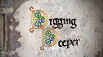 Digging Deeper: The Form and Function of Manuscripts course image