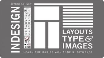 Basic InDesign: Layouts, Type, and Images course image