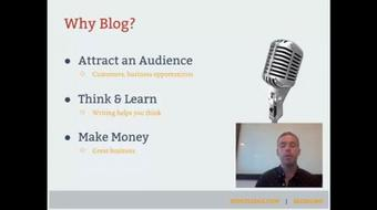 The Ultimate Guide to Blogging  course image