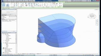 Introduction to Mass Building using Autodesk Revit course image