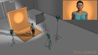 Cinematography: Intro to Studio Lighting course image