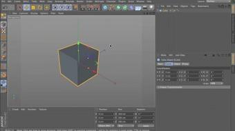 Introduction to 3D Modeling with Cinema 4D course image