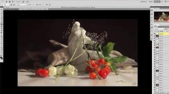 Introduction to Photoshop: Digital Painting and Illustration course image