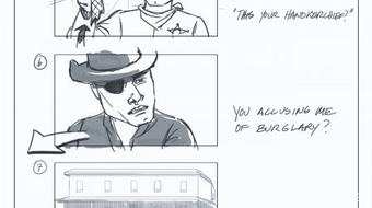 Storyboarding for Film: Illustrating Scripts and Stories course image