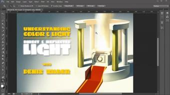 Illustrate Color & Light III: Direct & Reflected Light course image