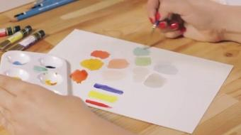 Art Essentials: Learn Watercolor Painting Basics course image