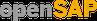 openSAP logo