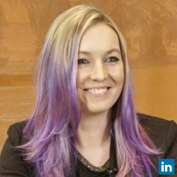 Kait Vinson, International MBA profile image