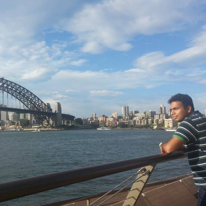 Nilesh Dalvi profile image