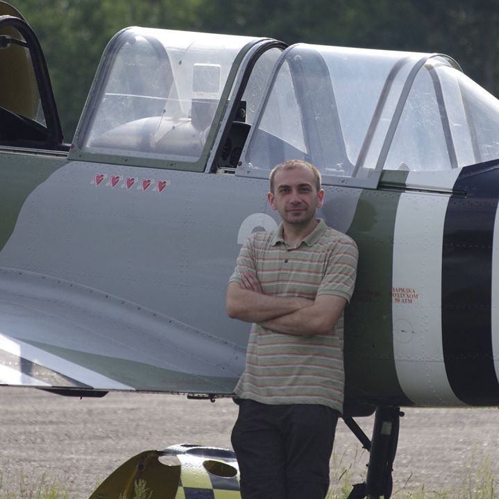 Taras Petrytsyn profile image