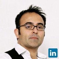 Ali Erfani profile image